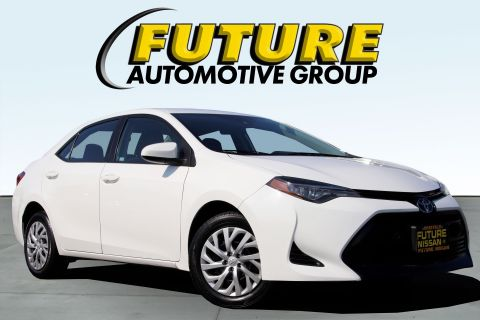 Pre-Owned 2017 Toyota Corolla Sedan