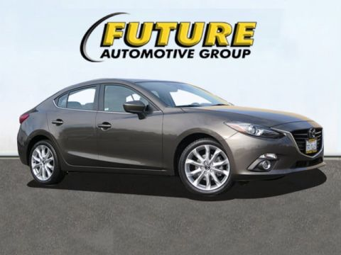 Pre-Owned 2014 Mazda3 s Grand Touring (A6)