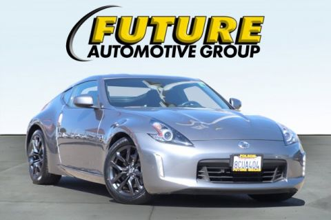 Certified Pre-Owned 2018 Nissan 370Z Coupe