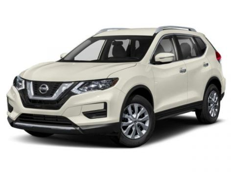 Pre-Owned 2019 Nissan Rogue S